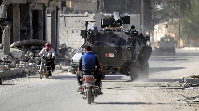 """Türkische Streitkräfte töten 68 Terroristen des """"Islamischen Staates"""" in Nordsyrien"""