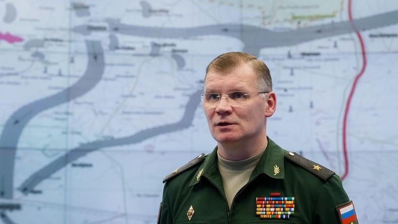 Absturz der TU-154 ins Schwarze Meer: Stellungnahme des russischen Verteidigungsministeriums