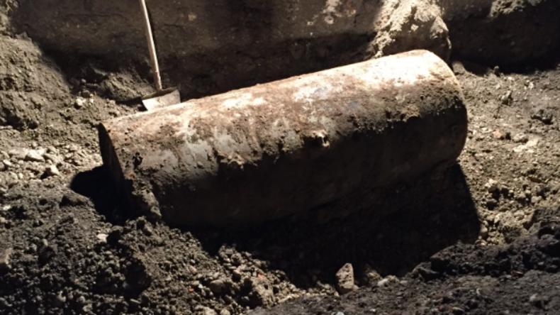 Augsburger Bombe aus dem 2. Weltkrieg erfolgreich entschärft
