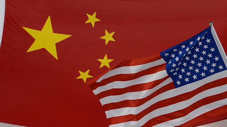China drückt Protest gegen Vertrag zur militärischen Zusammenarbeit der USA mit Taiwan aus