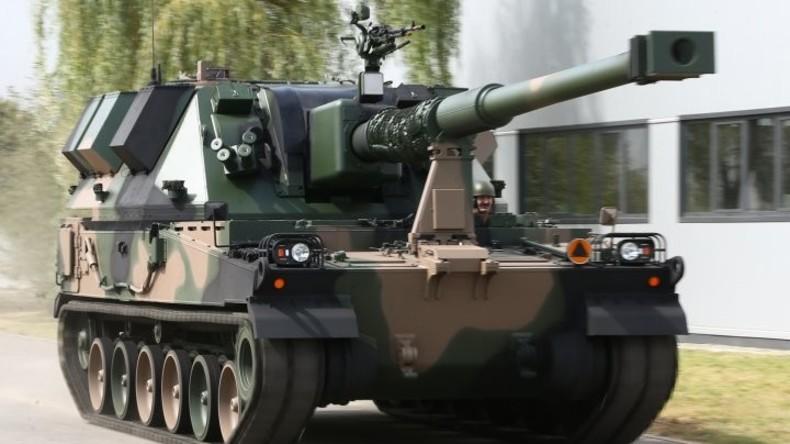 Polnische Militärs kaufen inländische Haubitzen für eine Milliarde US-Dollar