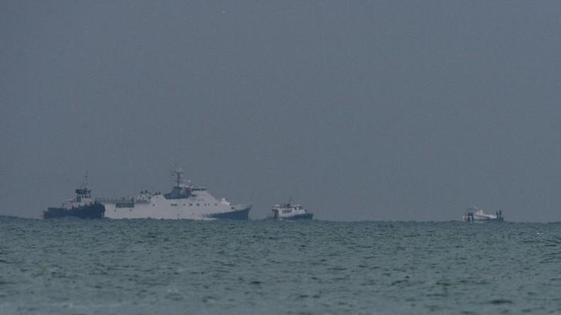 Russischer Geheimdienst FSB nennt Hauptversionen des Tu-154-Absturzes über Schwarzem Meer