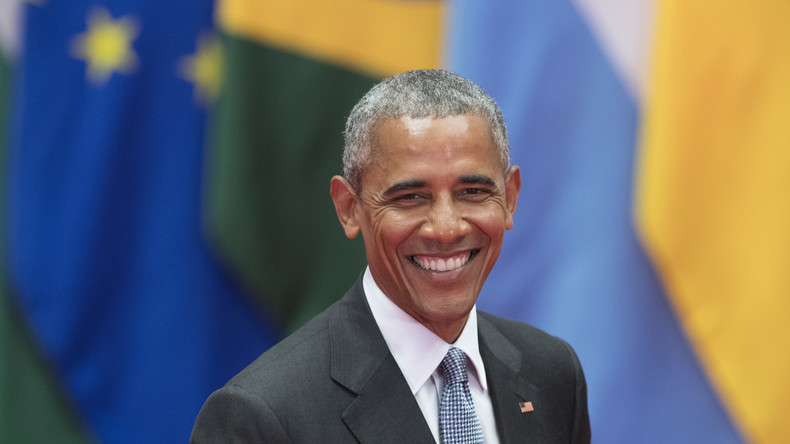 Barack Obama offenbart Zukunftspläne