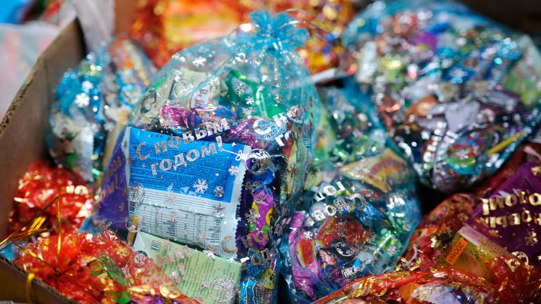 Zusammen sind wir stärker – Russische Schüler senden syrischen Kindern 45 Tonnen Geschenke