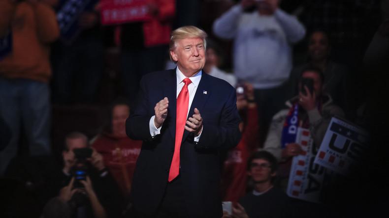 Donald Trump: UNO ist heute nur ein Unterhaltungsklub