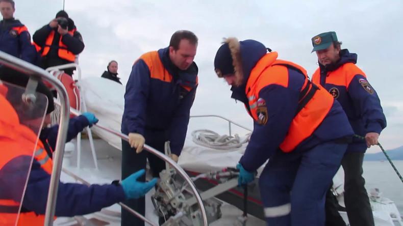 Absturz der Tupolew-Passagiermaschine: Rätselhaftes Wendemanöver vor Sotschi