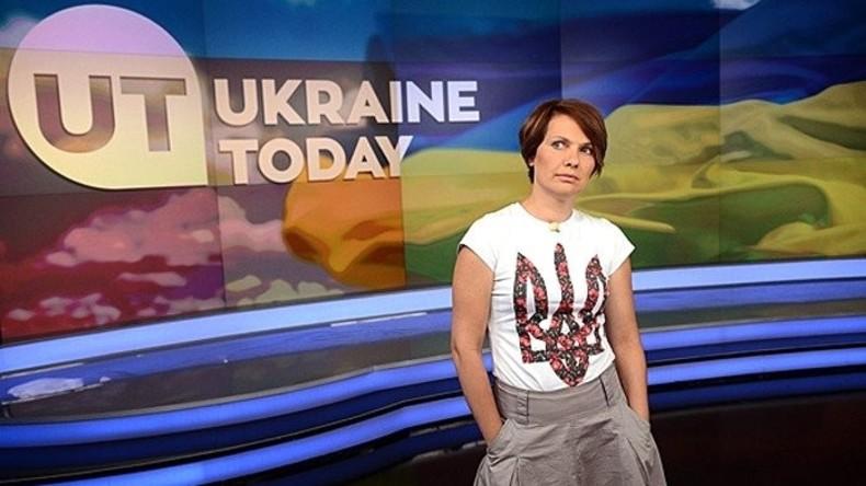 Englischsprachiger Fernsehsender Ukraine Today wird 2017 geschlossen