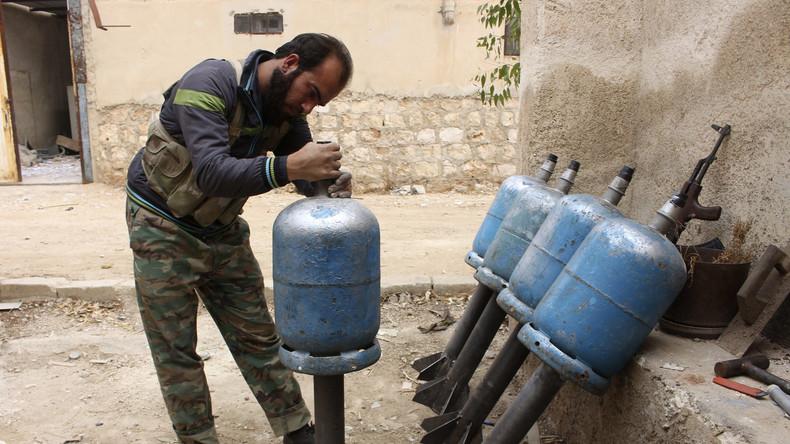 Gräueltaten: Rebellen hinterlassen Massengräber in Ost-Aleppo