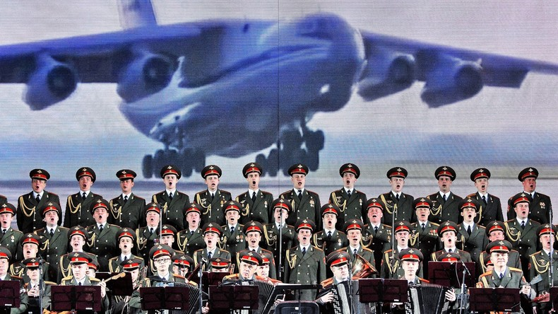Alexandrow-Chor nahm das NATO-Hauptquartier ohne einen einzigen Schuss - Ein Nachruf auf 64 Künstler