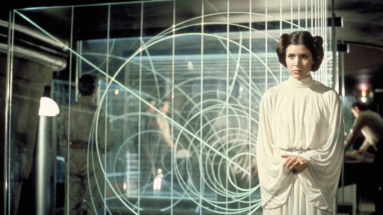 """""""Prinzessin Leia"""" Carrie Fisher mit 60 Jahren gestorben"""