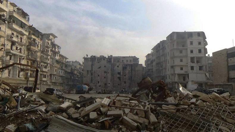 Russische Militärexperten: Seit 5. Dezember 966 Hektar von Ost-Aleppo entmint