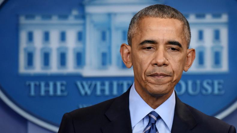 """Obama bereitet neue antirussische Sanktionen wegen """"Wahleinmischung"""" vor - Medien"""