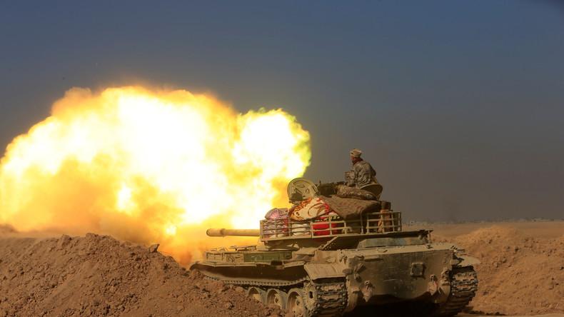 Irakische Armee befreit größten Teil Mossuls von IS-Kämpfern