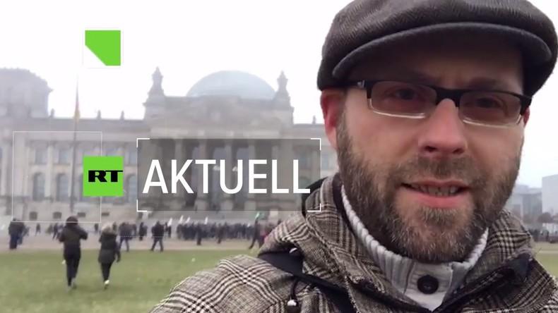 RT Deutsch live unterwegs - Die Höhepunkte 2016