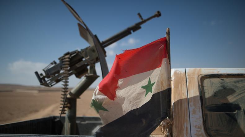 Frieden in Syrien in Sicht? Russland und die Türkei einigen sich auf Waffenstillstand