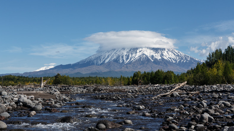 Exklusiv bei RT: Kamtschatka im 360°- Format – Die Halbinsel der wilden Bären und Vulkane