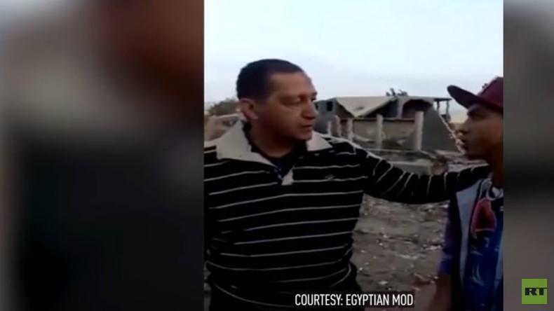 Fake News: Ägyptischer Filmemacher inszenierte Bilder von verletzten Kindern in Aleppo
