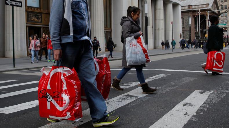 Massenschlägereien in den USA – Teenager prügeln sich in Shopping-Malls
