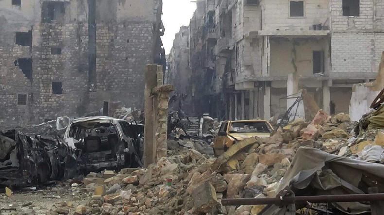 Aleppo: Rebellen hinterlassen Massengräber mit gefolterten Zivilisten – Amnesty und MSF schweigen