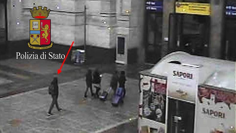 Nach Berliner Terroranschlag: Mutmaßlicher Täter reiste ungehindert durch Europa