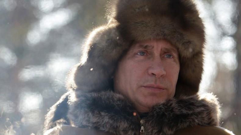 Putins privates Festprogramm für Feiertage bekannt geworden