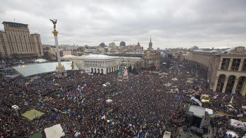 New York Times macht Rückzieher: Janukowytsch hatte recht, EU-Ukraine-Deal nicht zu unterschreiben