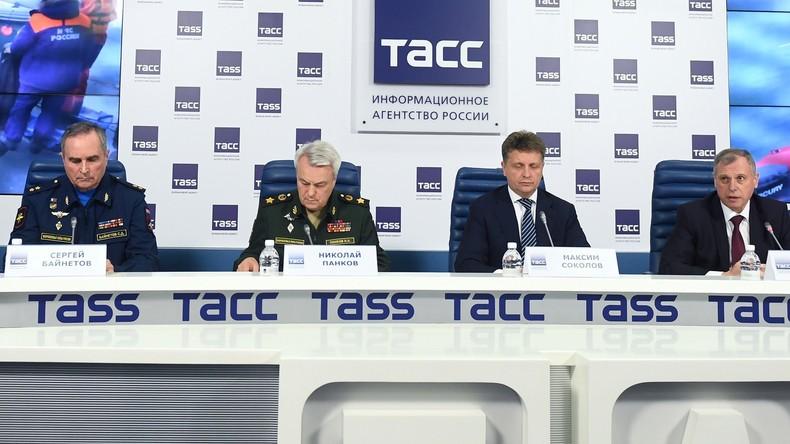 """Russlands Verkehrsminister zum Tu-154-Absturz: """"Die Technik hat nicht korrekt funktioniert"""""""