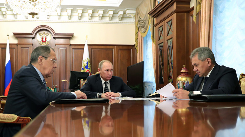 Putin bestätigt Abkommen zu Waffenstillstand und Beginn von Friedensgesprächen für Syrien