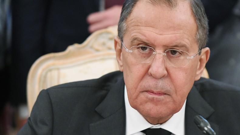 Russisches Außenministerium schlägt Putin vor, 35 US-Diplomaten aus Russland auszuweisen
