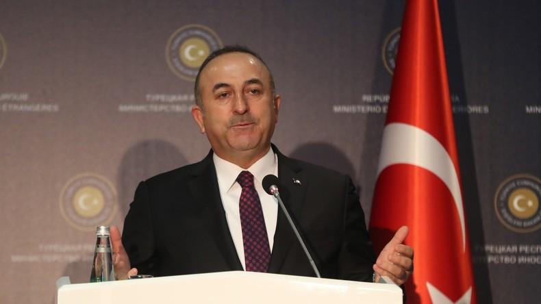 Ankara spricht sich für Beteiligung Washingtons an Syrien-Gesprächen in Astana aus