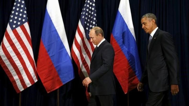 Obamas Entscheidungen vor Abgang: Möglichst viel diplomatischen Schaden mit Moskau provozieren