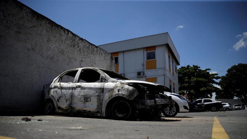 Brasiliens Polizei verhaftet die Frau des ermordeten Botschafters von Griechenland