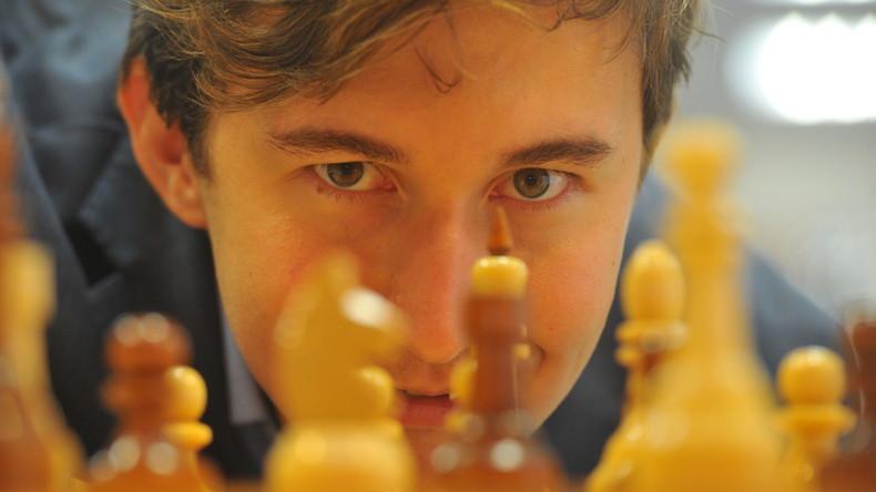 Sergei Karjakin wird Weltmeister im Blitzschach