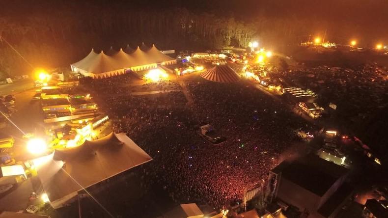 Mindestens 60 Verletzte im Gedränge bei Musikfestival in Australien