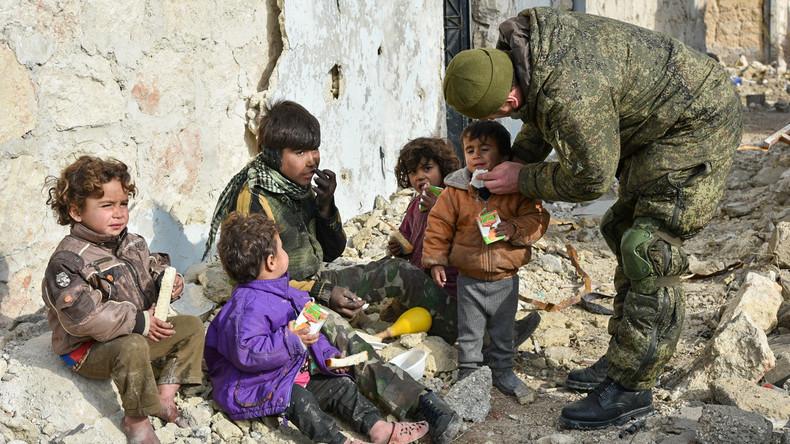 Syrien: 1.079 Ortschaften schließen sich dem Waffenstillstand an