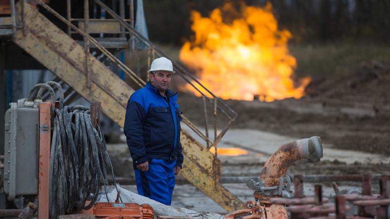 """""""Naftohas Ukrajiny"""" sichert sich 500 Millionen US-Dollar für Gaserwerb"""