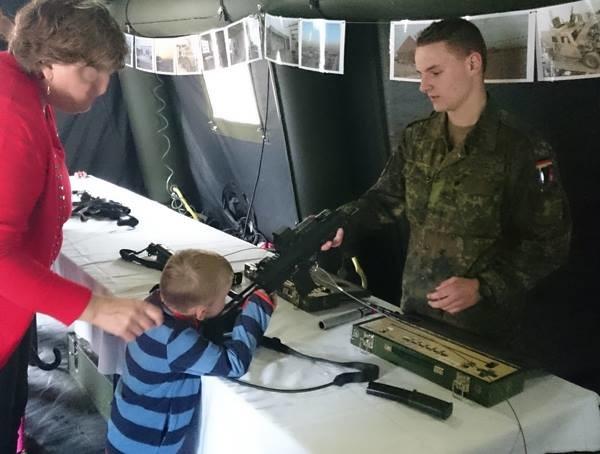 Militarisierung der Gesellschaft: Immer mehr Minderjährige bei der Bundeswehr