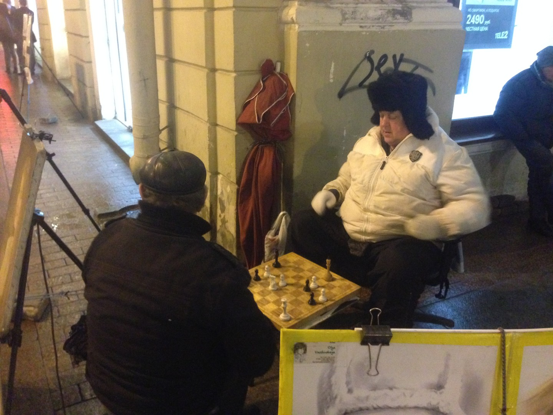 Ein Semester in St. Petersburg: Russland feiert Weihnachten im Januar