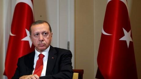 Erdogan: Die Türkei ist in Europa kein Gast