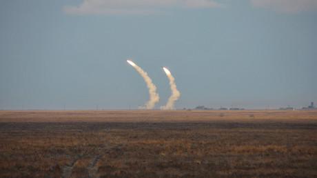Generalstab der Ukraine: Raketenübungen erfolgreich beendet