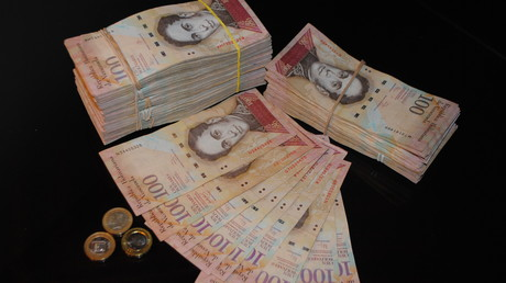 Venezuela kündigt Emission von neuen Geldscheinen mit größerem Nennwert an