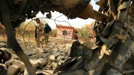 IS-Selbstmordattentäter reißt 24 Einwohner von Mossul mit in den Tod