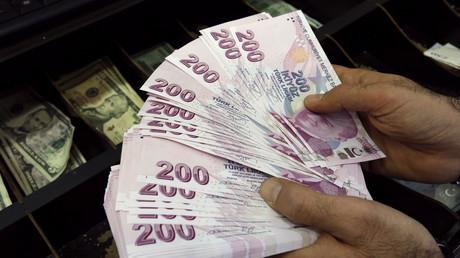 Recep Tayyip Erdoğan bietet Wladimir Putin zwischenstaatliche Zahlungen in Nationalwährungen an