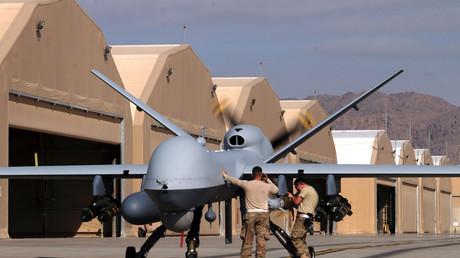 Großbritannien plant, seine bestehende Drohnenflotte durch US-Technologie vollständig zu erneuern.