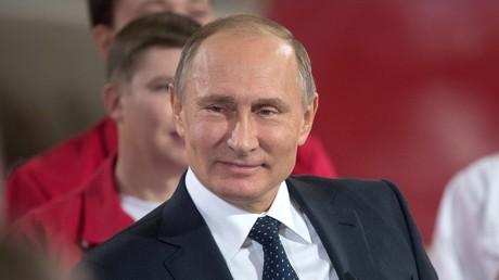 """Wladimir Putin: """"Ich will meine Karriere erfolgreich beenden"""""""