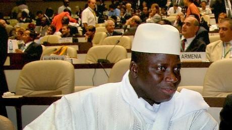 Gambia: Vom Präsidenten zum Bauern