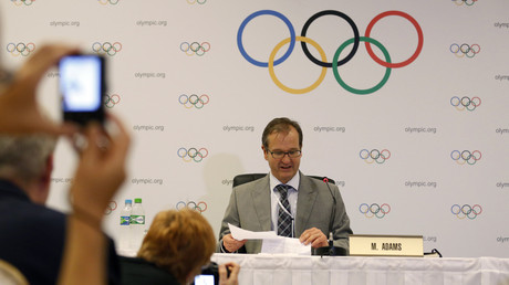 Künftig keine Sportevents in Russland -IOC verlängert Dopingsanktionen gegen Moskau
