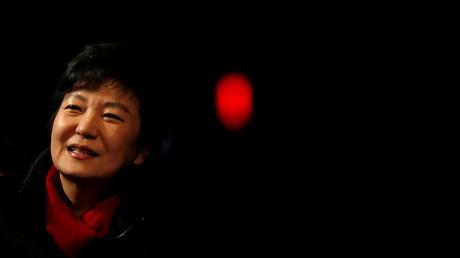 Südkoreanisches Parlament stimmt für Amtsenthebung der Staatschefin Park Geun Hye