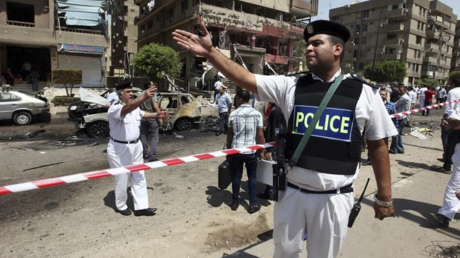 Ägypten: Bombenanschlag in Kairo – Sechs Polizisten tot
