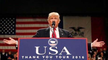 Donald Trumps Team weist Russlands Einmischung in die US-Wahlen zurück